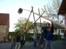 Maibaum aufstellen 2012